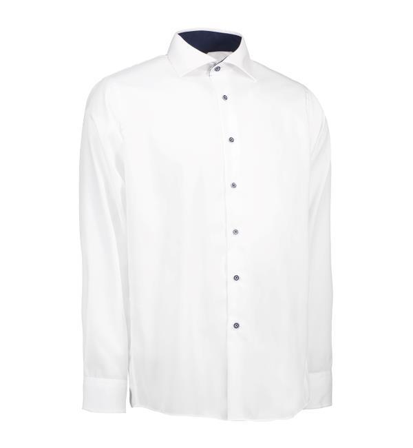 Skjorte 0258 hvid