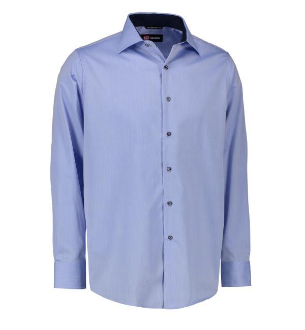 Skjorte 0258 lys blå